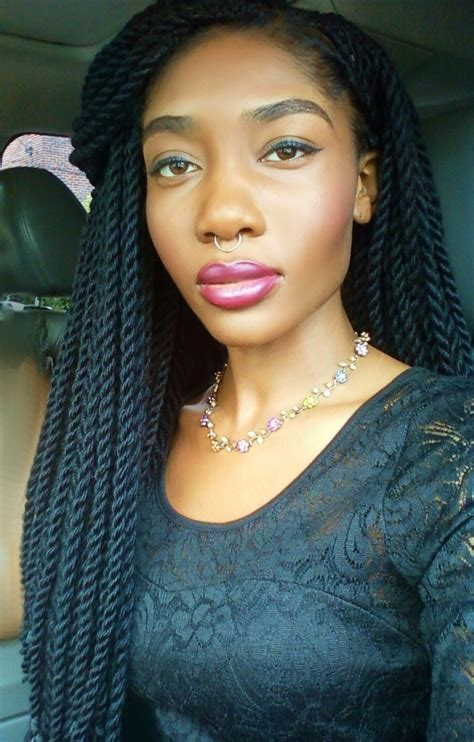 senegalese twists with marley hair senegalese twists with marley hair