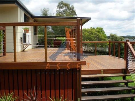 wrap around deck ideas 7 best back yard images on pinterest banister ideas