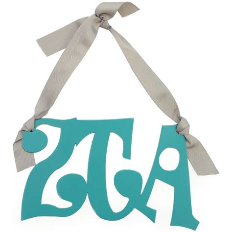 Recommendation Letter For Zeta Tau Alpha Zeta Tau Alpha Sorority Letters Metal Sign 8 Quot Mardigrasoutlet