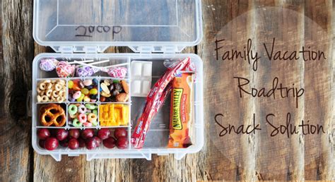 5 brilliant diy travel snack ideas for kids that will save
