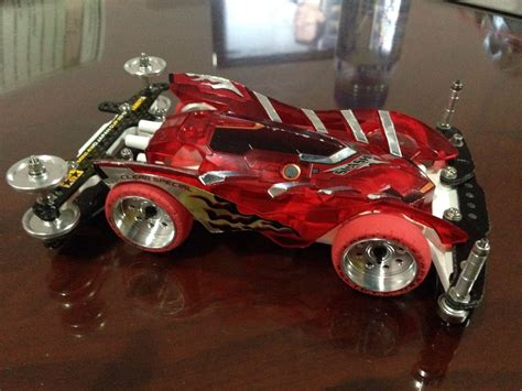 slash reaper by pinokio toys ms chassis slash reaper replica tamiya mini 4wd