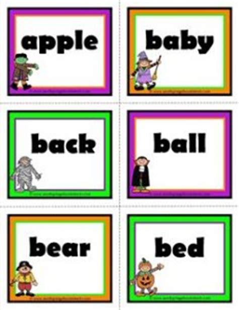 printable flash cards noun halloween dolch sight word flashcards nouns a wellspring