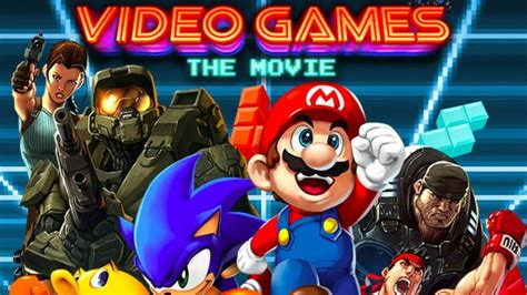 film gane video giant bomb presents video games the movie the