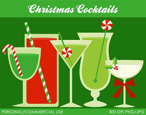 christmas cocktail party clipart christmas cocktails clipart digital clip art by mareetruelove