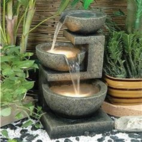 1000 images about small patio water feature on