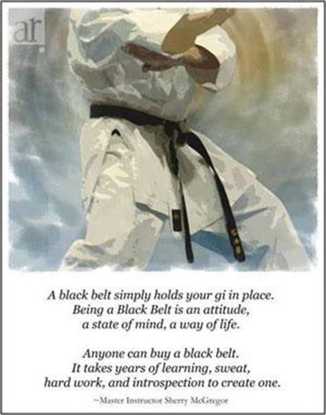 Blackbelt Kuro Obi 01 White what does it to be a black belt united martial
