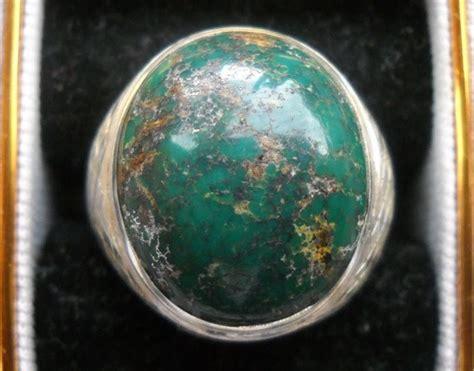 Batu Akik Motif Retak 56 kemilau batu akik pirus hijau