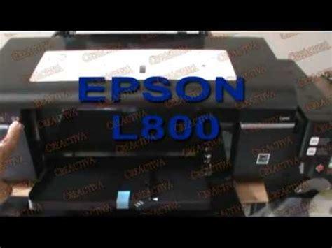 Tinta Epson L800 Original Black epson l800 imprime hasta 120 discos cd dvd en una hora sistema de tinta original