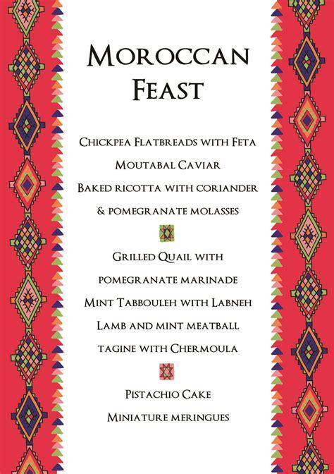 moroccan dinner menu ideas moroccan theme cake ideas and designs