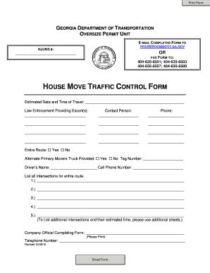 printable moving house checklist  forms  templates fillable samples   word