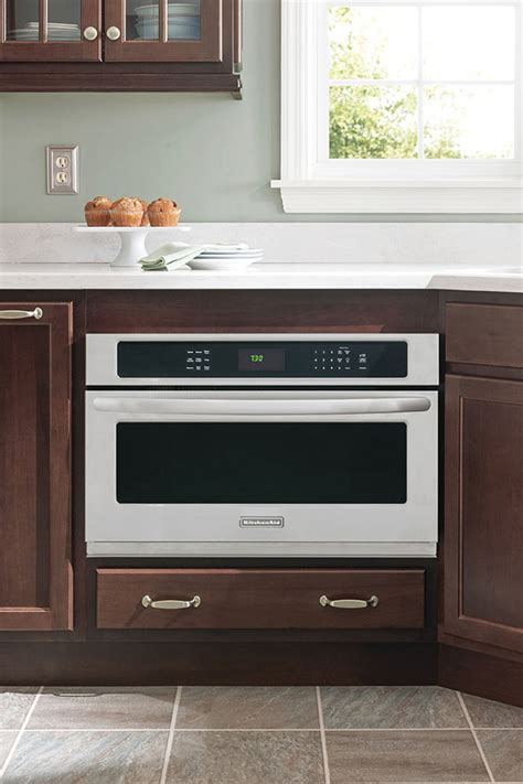 The Cabinet Microwaves by Microwave Cabinet Homecrest Cabinetry