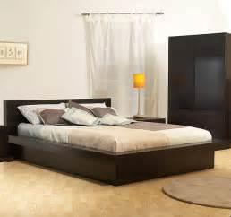 Wooden platform beds wood platform beds modern platform beds solid