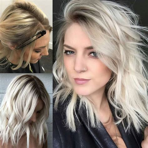 ash glaze hair color marvelous how to shadow blonde behindthechair pict of hair