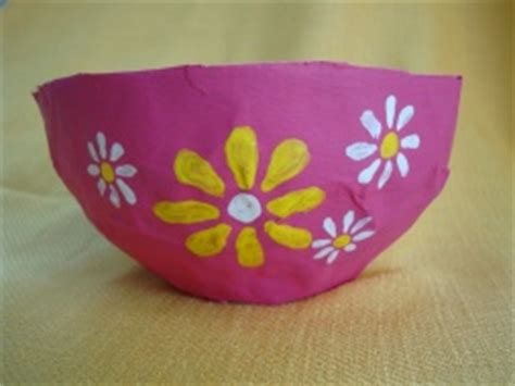 How To Make A Paper Mache Bowl - 22 colorful paper mache bowls guide patterns