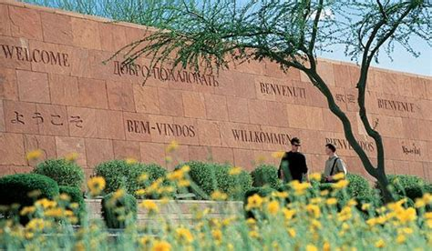 Arizona State Mba Accreditation by Top 10 Colleges For An Degree In Az