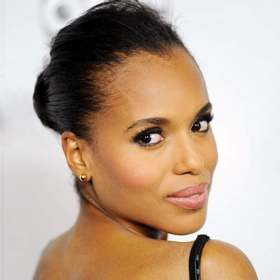 kerry washington hair pin up halleberry buscar con google halle berry pinterest