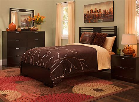 westlake 4 pc queen platform bedroom set from raymour concorde 4 pc queen platform bedroom set dark chocolate
