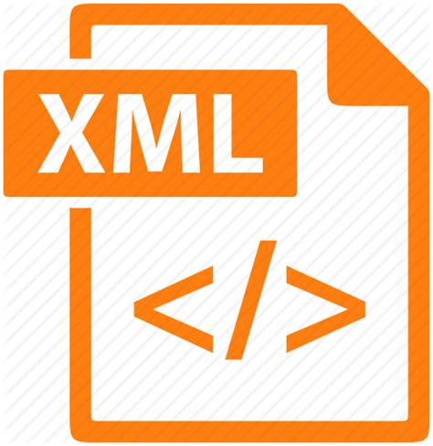 File File Extension File Format File Type Xml Icon | document extension file format xml icon icon search