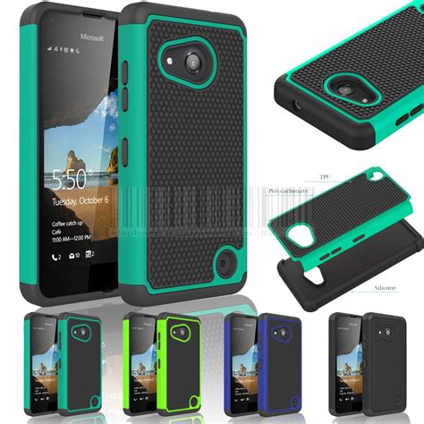 Sale Pelindung Kabel 2in1 Discount aliexpress buy 2in1 for nokia microsoft lumia 550 rugged armor heavy duty impact