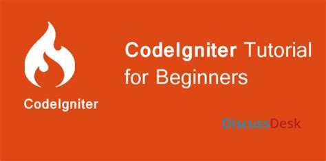 codeigniter tutorial news codeigniter tutorial for beginners