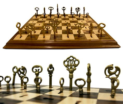 simply creative creative and unique chess sets 15 creative and unusual chess set designs design swan