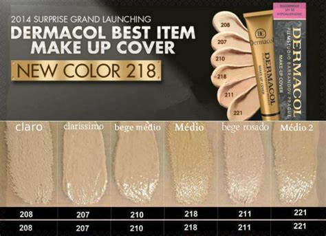 dermacol make up cover base de extrema cobertura