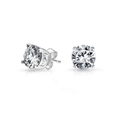 Cz Stud Earrings cz stud earrings 925 sterling silver