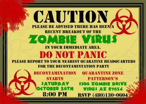 printable zombie birthday party invitations zombie birthday invitation printable digital zombie