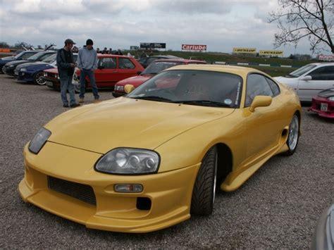 modified toyota supra you favorite cars