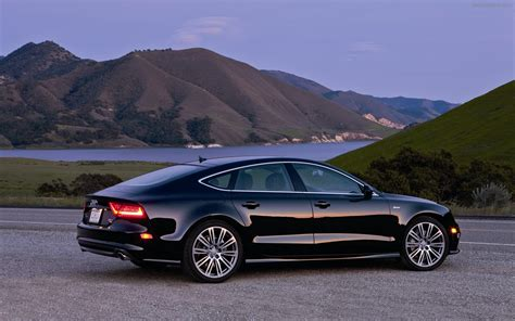 Audi A7 2012 Widescreen Exotic Car Image 22 Of 56