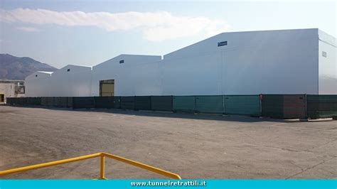 capannoni in telo capannoni industriali in telo pvc e capannoni mobili