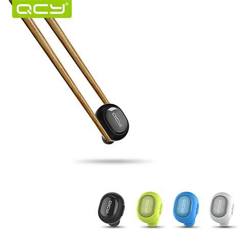 Original Qcy Qy26 Mini In Ear Universal Wireless Bluetooth 41 H qcy q26 mini wireless in ear bluetooth 4 1 earphones white
