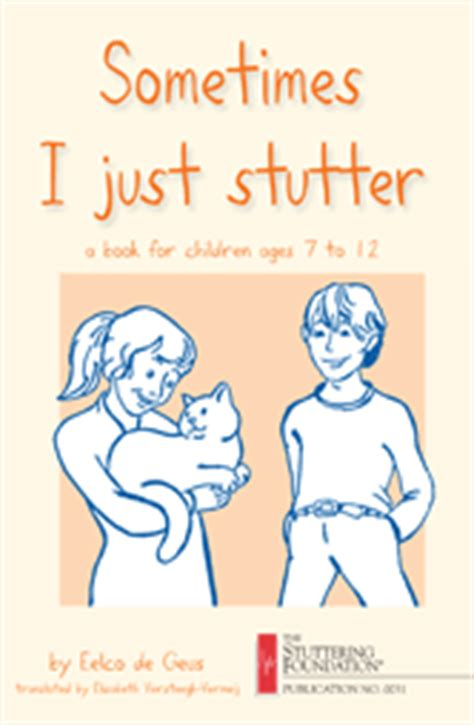 basic research stuttering foundation a nonprofit book preview sometimes i just stutter stuttering