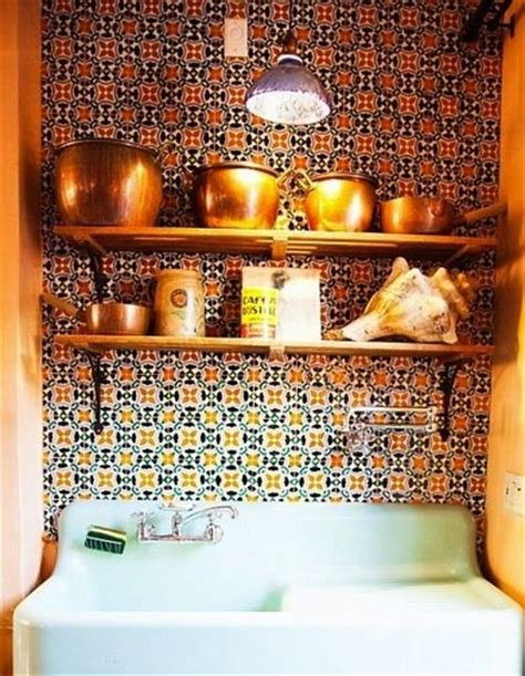 vintage kitchen backsplash ideas for a unique kitchen