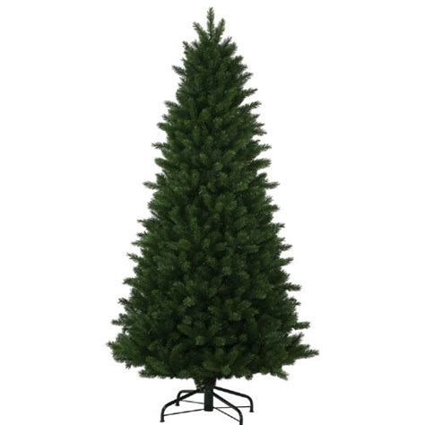 instant shape christmas trees 6 5 medium oregon fir instant shape artificial tree unlit 5ive dollar market