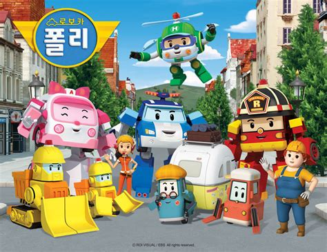 Recommend Setelan Anak Size 1 6 Poli Robocar Merah Baju Anak Karakter robocar poli block roi engine transforming robot korean oxford ebay