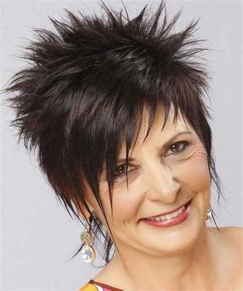 spiked hairstyles for older women 30 spiky short haircuts short hairstyles 2017 2018