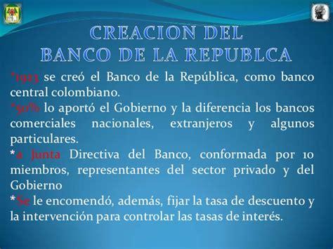 banco de la repblica mantiene la tasa de inters de banco de la republica