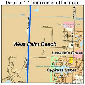 map of west palm florida west palm florida map 1276600