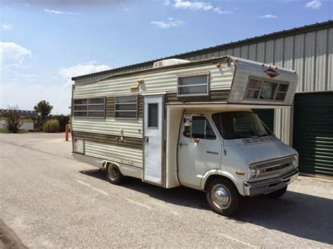 Rv For Sale by Used Rvs 1973 Dodge Rv For Sale For Sale By Owner