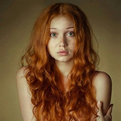 facts about redheads in bed red headed woman freckles newhairstylesformen2014 com