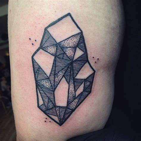 crystal tattoo designs tattoos designs ideas and meaning tattoos for you