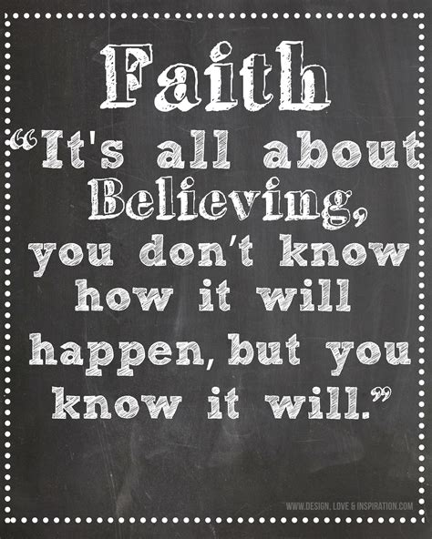 Faith Quotes Quotes About And Faith Quotesgram