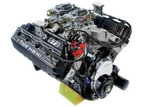 Chrysler Engine Mopar 572 Hemi Crate Engine Mopar Free Engine Image For