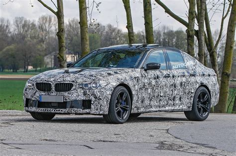 2017 bmw m5 2017 bmw m5 reveal more of its design