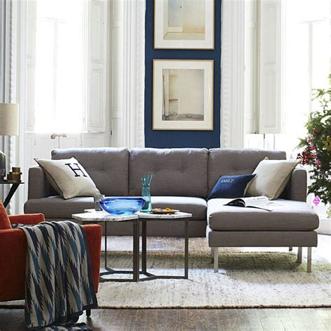 west elm jackson sofa modern sectional sofas for a stylish interior