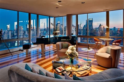 penthouses in new york new york city luxury manhattan penthouses the gartner