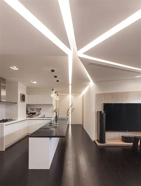 Contemporary Kitchen Ceiling Lights 25 Ultra Modern Ceiling Design Ideas You Must Like Modern Ceiling Design Modern Ceiling And