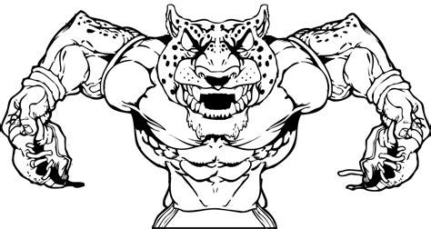 coloring pages nfl mascots nfl mascot coloring pages az coloring pages