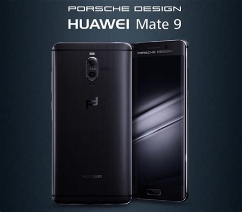 porsche design mate 9 sles of huawei mate 9 porsche design gizmochina